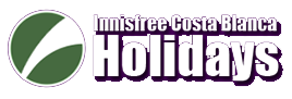 Innisfree Costa Blanca Holidays